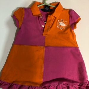 Toddler Ralph Lauren dress